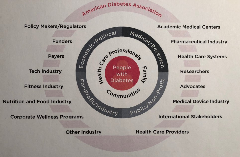 Mapping the Diabetes Intervention System of the KC Metro Region