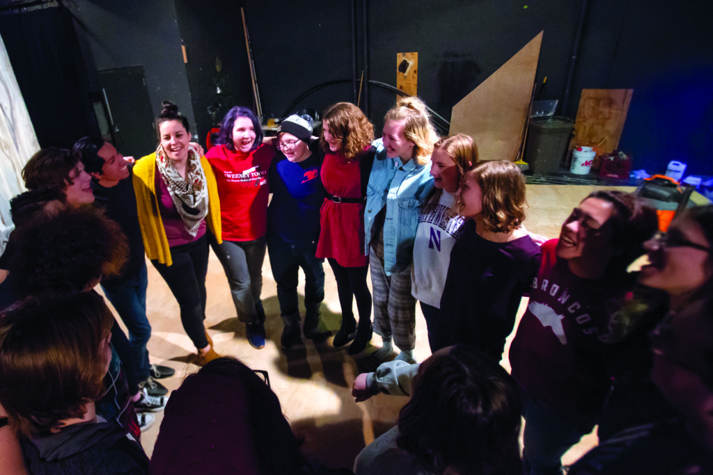 Project Daylight: Using Theater to Reduce Trauma in Adolescents
