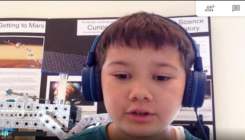 Virtual STEM Outreach
