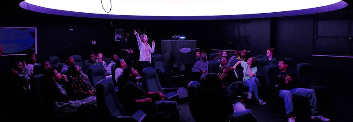 UMSL Planetarium and Astronomy Outreach Program