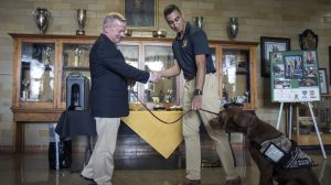 Uniting Veterans with Service Dogs