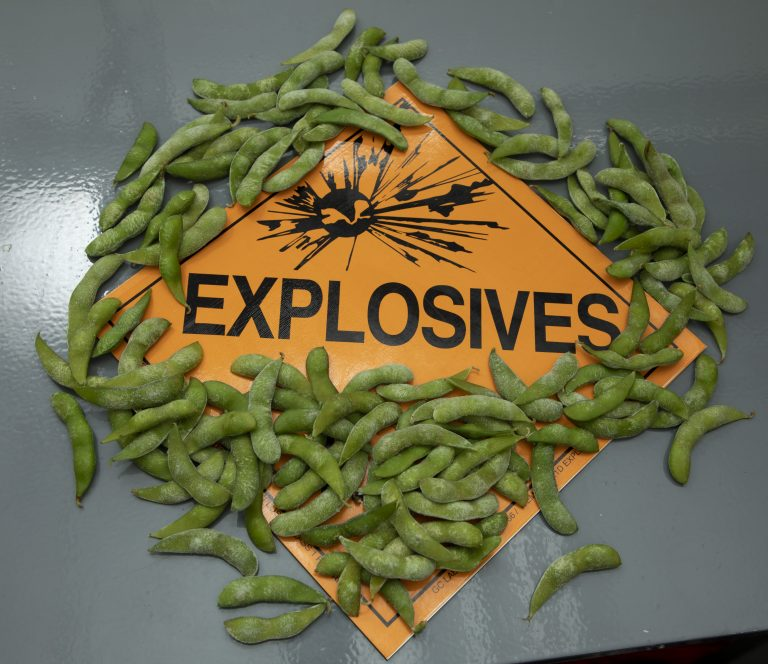Mining Explosives and Soybean Oil