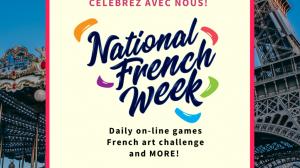 UMKC Hosts Virtual National French Week Activities