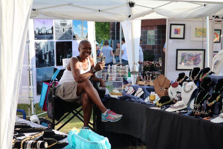 Arts in the Park & Mistletowne Market Festivals