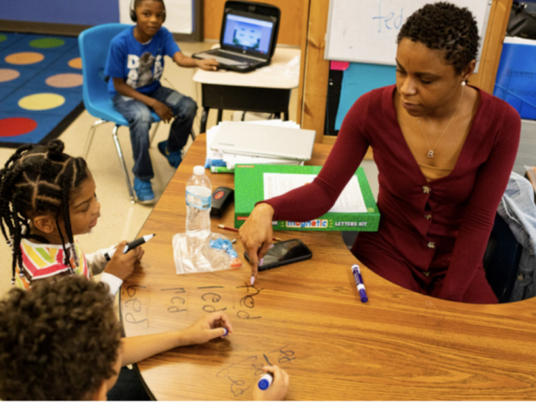 Institute for Urban Education: Placing More Teachers of Color in Urban Schools