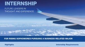 Boeing FLITE (Future Leaders in Thought and Experience) Program
