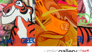 Family Friday at the UMKC Gallery of Art