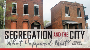 Segregation and the City: What Happened Next?
