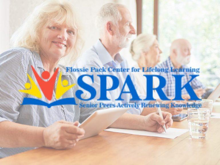 The SPARK Flossie Pack Center for Lifelong Learning