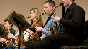 UMKC Youth Summer Saxophone Workshop