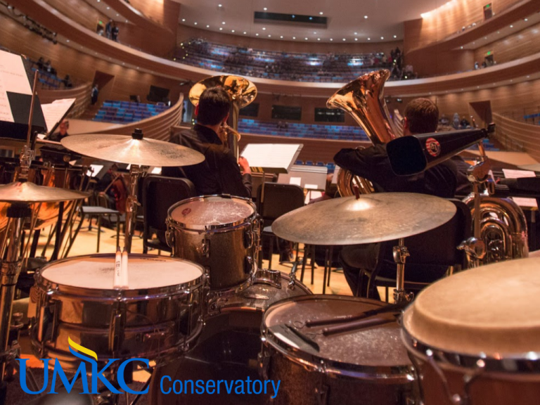 UMKC Youth Summer Percussion Workshop