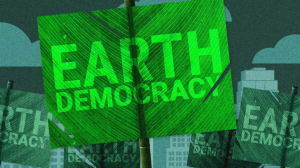 Social Justice Book & Lecture Series Featuring Dr. Vandana Shiva, Author of Earth Democracy