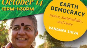 Social Justice Book Discussion: Earth Democracy