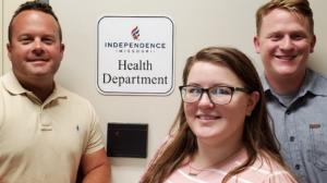 Public Health Graduates Help a City Get its Health Department Rolling Again