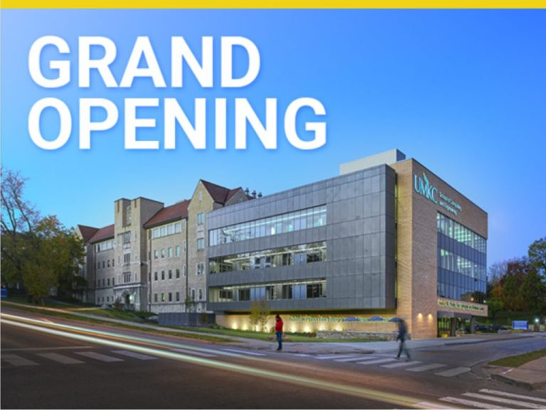 GRAND OPENING: Robert W. Plaster Free Enterprise and Research Center