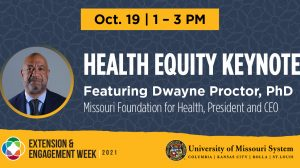 Health Equity Keynote and Panel Discussion